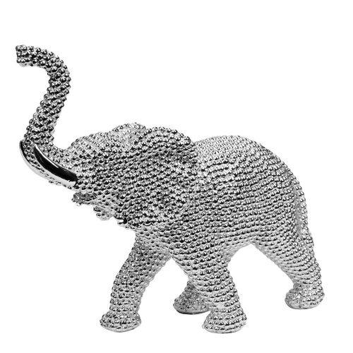Diamante elefánt figura 25,5cm