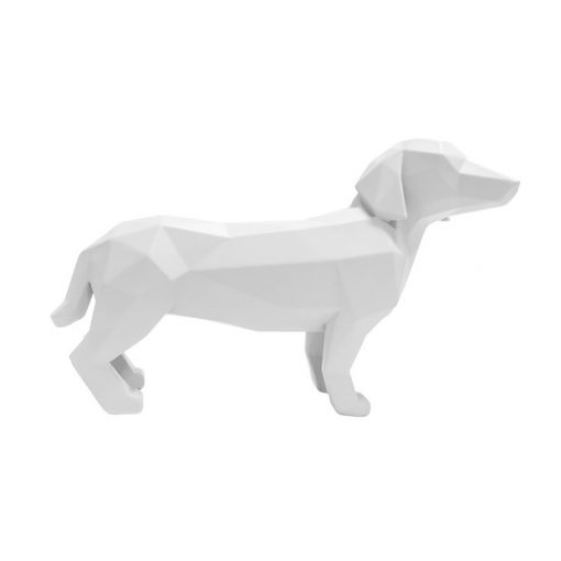 Origami szobor kutyus
