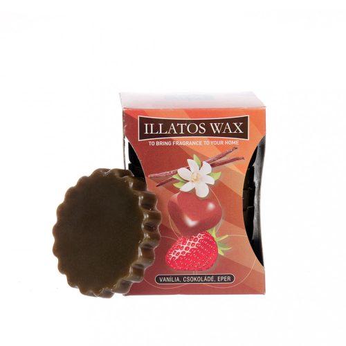 Illatwax csoki