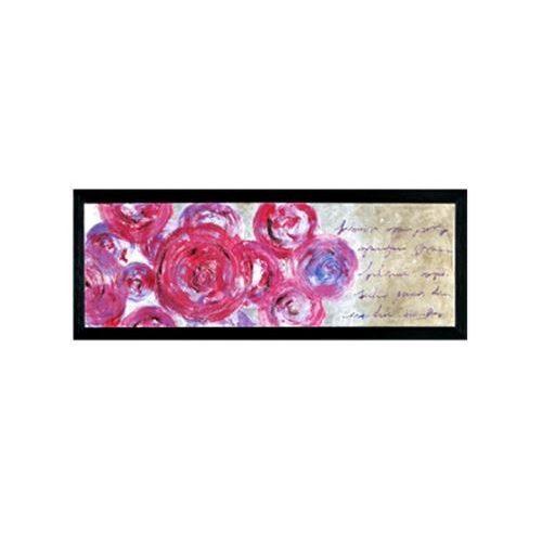 Festmény cherchi  argento lilla FS 50*150