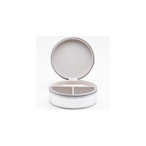 Ékszerdoboz Silver Leatherette