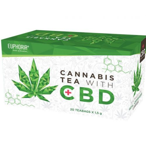 Euphoria Cannabis CBD Tea