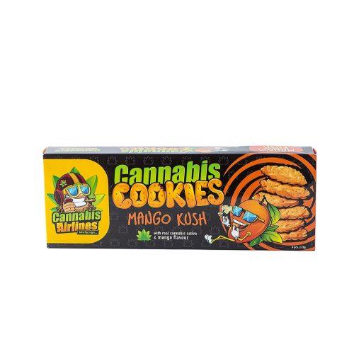 Cannabis Keksz mangós 120g