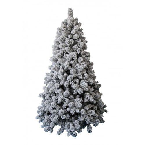 Snow havas fenyő 210cm + 500 LED