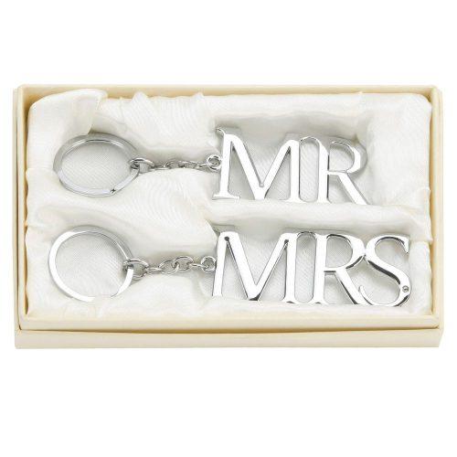 Kulcstartó szett Mr & Mrs
