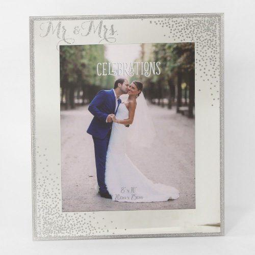 Képkeret Mr&Mrs Sparkle 20*25cm