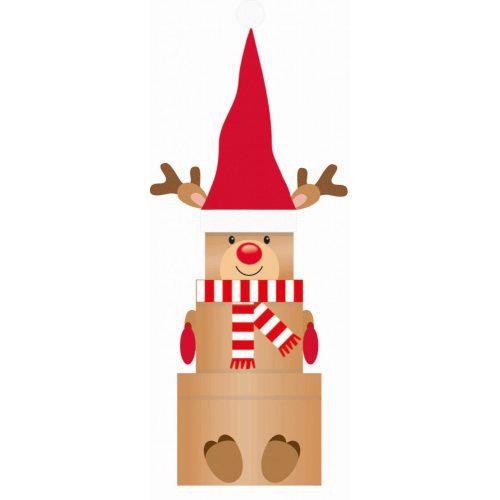 Ajándékdoboz szett Reindeer