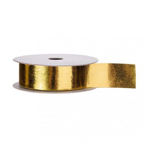 5m-es Metallic ragasztó szalag arany