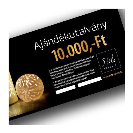 Ajándék Utalvány 10.000 Ft