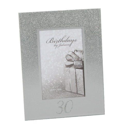 Képkeret Glitter 30.születésnapra