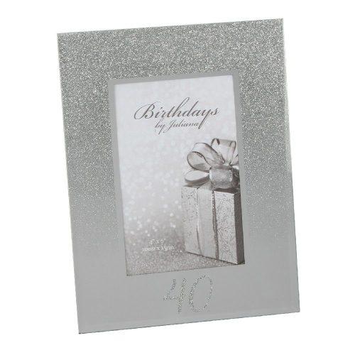 Képkeret Glitter 40.születésnapra