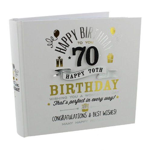 Album 70.születésnapra