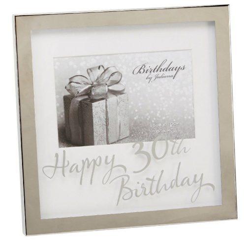 Képkeret 30.születésnapra