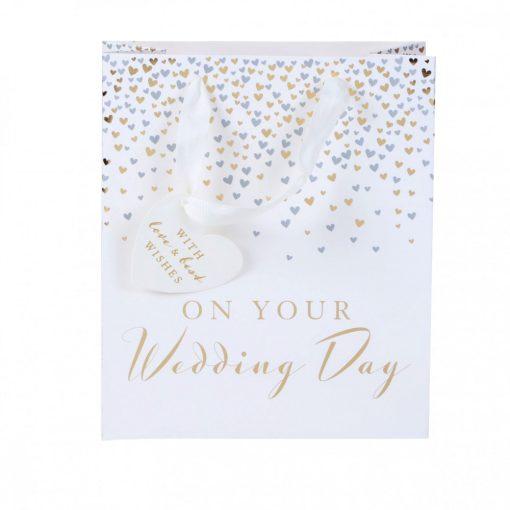 Ajándéktáska On your wedding day M