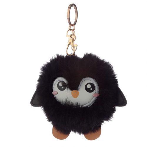 Pom Pom kulcstartó Pingvin