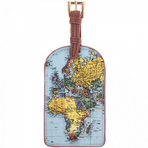 Bőröndjelölő World Traveller