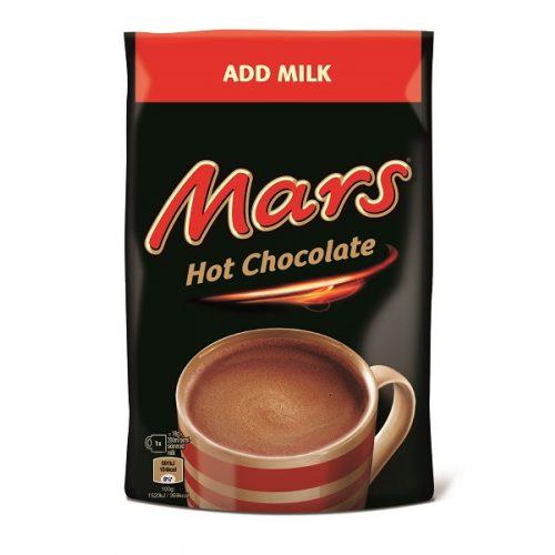Mars forró csokoládé por 140g