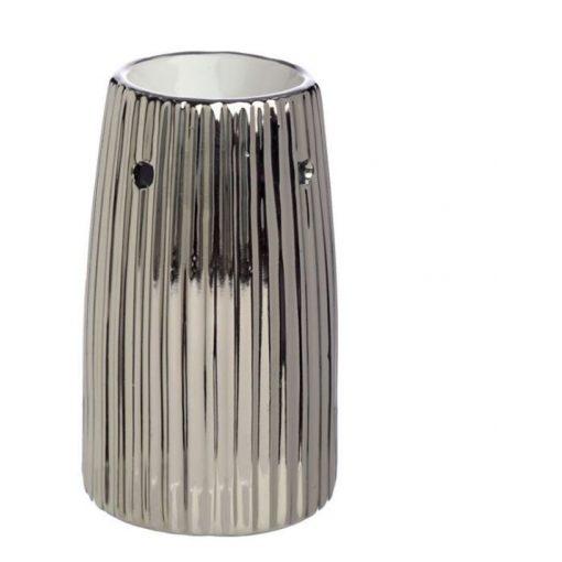 Illóolaj párologtató Metallic ezüst