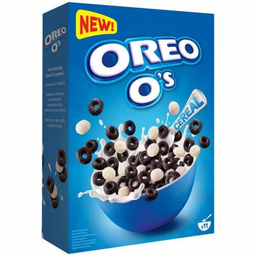 Oreo O's reggeliző pehely 350g