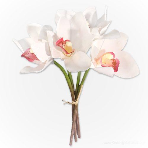 Dekorációs orchidea csokor