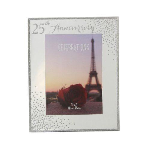 Képkeret Sparkle 25.évfordulóra
